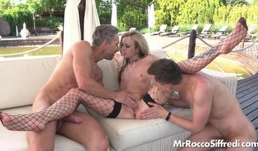 Horny anal sluts - Lilu Moon, Tina R., Marica Chanel