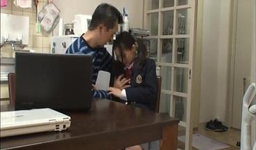 Japanese Tutor Fucks Home School Girl And Her Mother