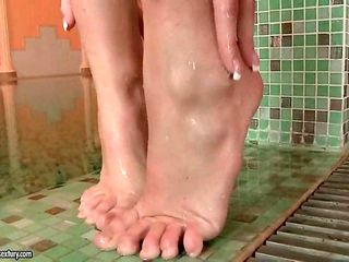 footsie babes compilation asian