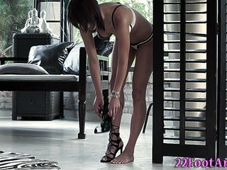 Babes inked feet adored