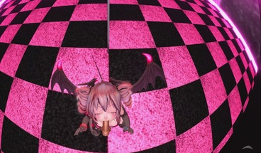 Lewd Fraggy VR - Vocaloid Teto Sucking it
