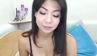 asian girl masturbation