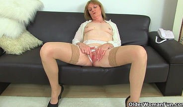An older woman means a lot of naughty fun part 227