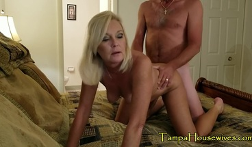 From a Blowjob to Double Penetration, This Slut FUCKS!