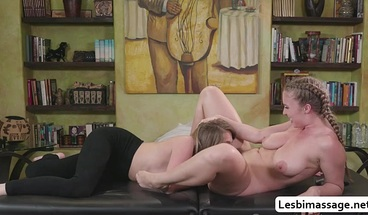 Cadence Lux have sex with Lena Paul
