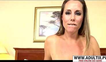 Flirtatious Step-Mom Amy Gets Fucked Cool Her Bud