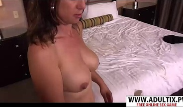 Frail StepMother Grace Fucks Well Touching Step-son