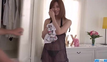 Dashing anal moments with Japanese Yumi - More at javhd net