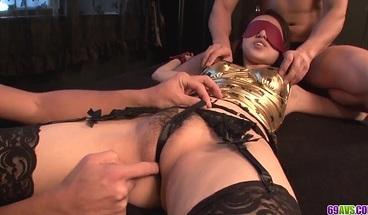 Ann Yabuki gets a lot of Japanese dick - More at 69avs com