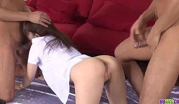 Perfect Miku Airi hardcore sex scen - More at 69avs com