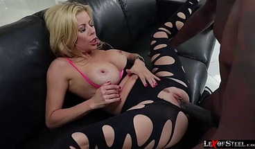 Black Lexington bangs hot MILFs wet pussy