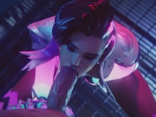 Overwatch: The Best Sex Compilation