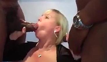 A1NYC Group Interracial Sex Amateur Interracial Porn 63