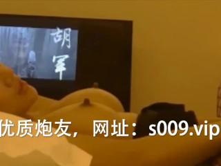Chinese girl 中国高颜值美女被约到宾馆做爱 不断的输出和满足,国产中文对白