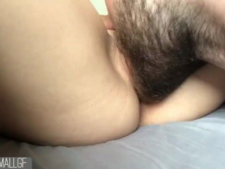 Licking Touching Squeezing Boobs Big Perky Tits Pussy Licking Fucking