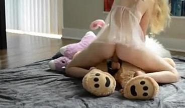 Teddy Bear Fuck