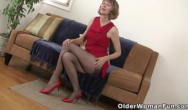 An older woman means a lot of naughty fun part 143