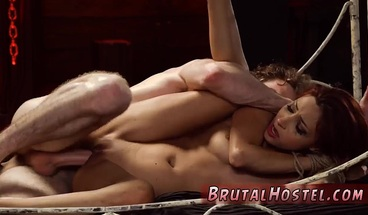 Amateur wife anal bondage and extremely rough