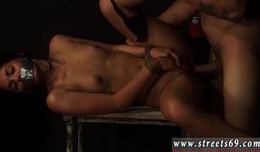 Sweet bondage 1 Petite, tattooed, and highly