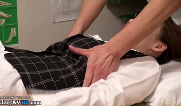 Japanese massage is going too far