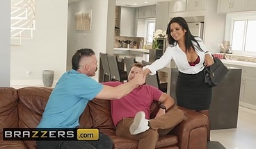 Brazzers - Real Wife Stories - Rose Monroe Charles Dera