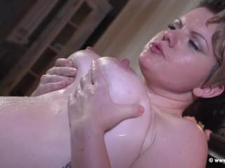 breastfeeding, lactating, huge tits