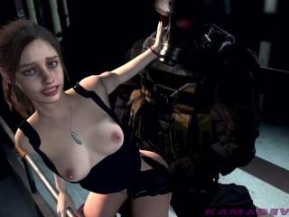 Resident Evil 2 Remake : Hunk & Claire | KamadevaSFM